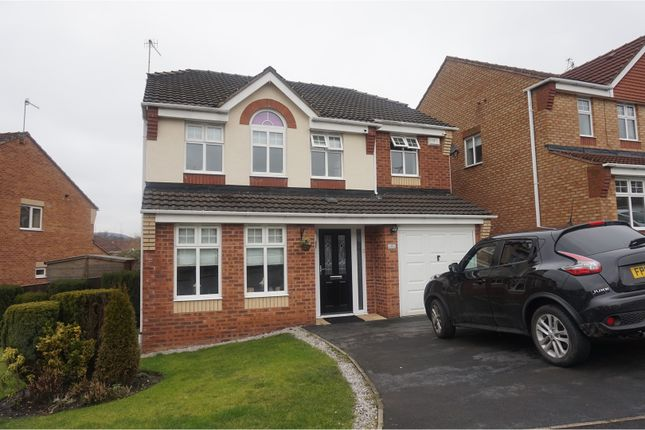 Thumbnail Detached house for sale in Wildmoor Wood Close, Stalybridge