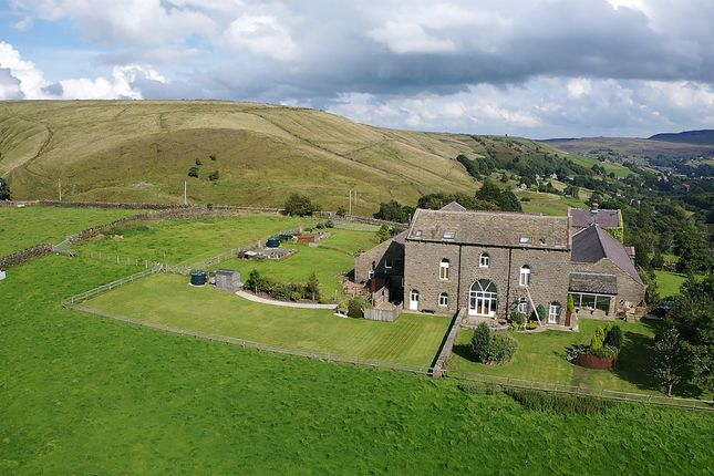 Thumbnail Barn conversion for sale in Blake Lea Lane, Marsden, Huddersfield