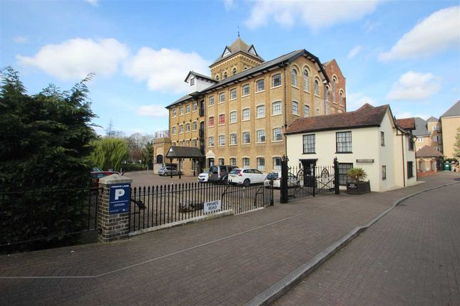 Thumbnail Flat for sale in The Mill Apartments, East Street, Colchester