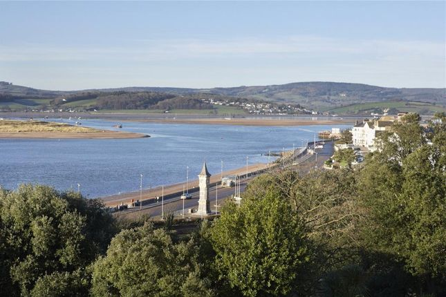Thumbnail Terraced house for sale in The Beacon, Exmouth, Devon