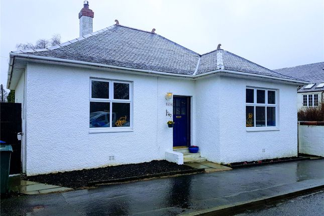 Thumbnail Bungalow for sale in Burnbank Street, Darvel, East Ayrshire