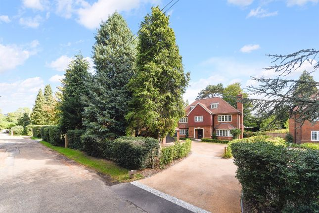 Thumbnail Detached house for sale in Egmont Park Road, Walton On The Hill