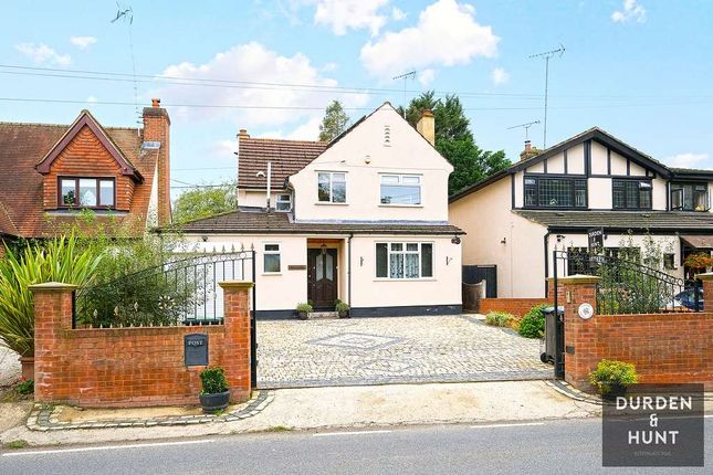 Thumbnail Detached house for sale in Fernside, Copthall Green
