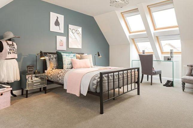 "Bedroom 4 of ""Warwick"" at ""Warwick"" At Bearscroft Lane, London Road, Godmanchester, Huntingdon PE29"