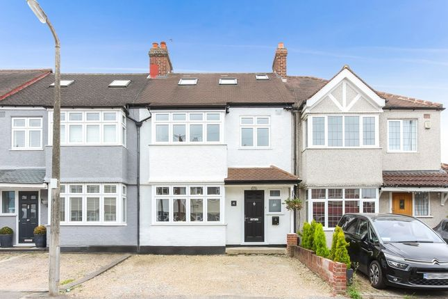 Thumbnail Terraced house for sale in Matlock Place, Cheam, Surrey