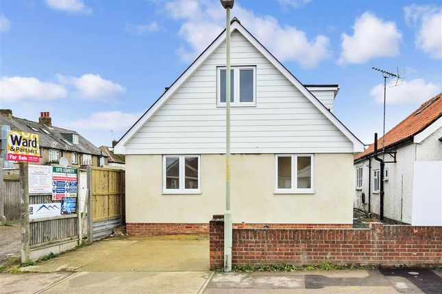 Thumbnail Detached house for sale in Fleetwood Avenue, Herne Bay, Kent