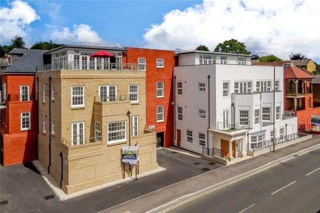 2 bed flat to rent in Lionsgate, 74 East Street, Farnham, Surrey GU9