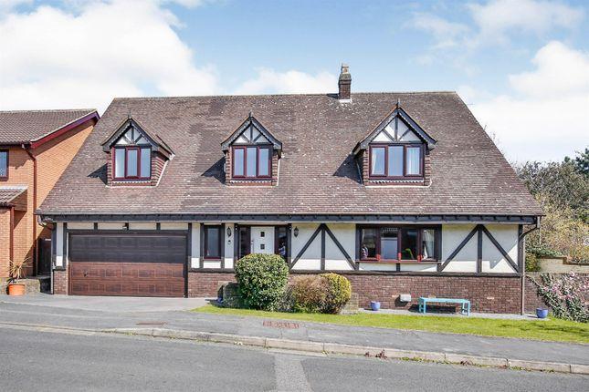 Thumbnail Detached house for sale in Bushton Close, Hartlepool
