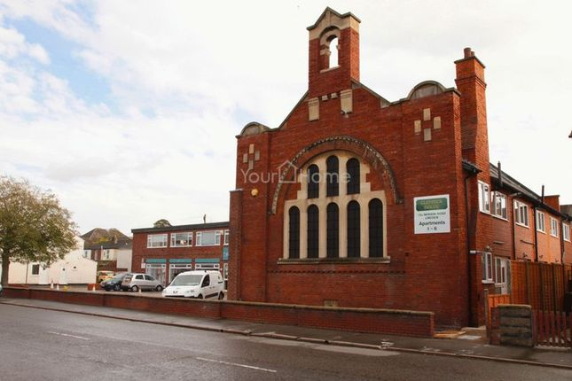 Thumbnail Flat to rent in Newark Road, Lincoln