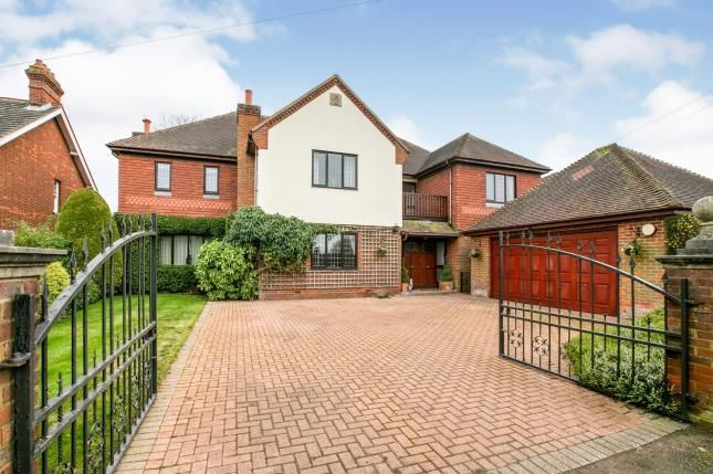 Thumbnail Detached house for sale in Northill Road, Ickwell, Biggleswade, Bedfordshire