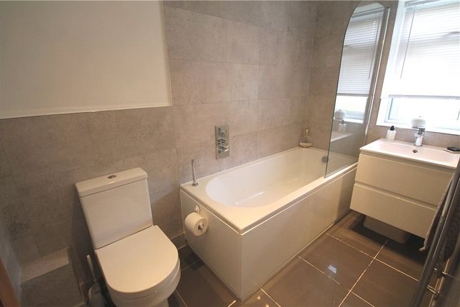 Bathroom of Hillview Cottages, Moor Lane, Staines-Upon-Thames, Surrey TW18