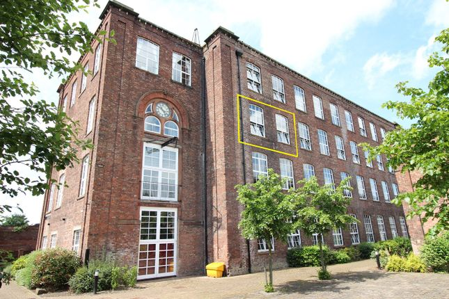 External of Higginson Mill, Denton Holme, Carlisle CA2