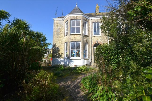 Thumbnail End terrace house for sale in Clifton Gardens, Truro