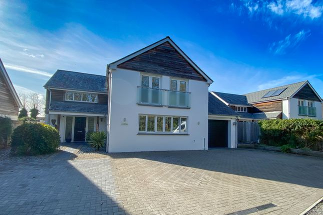 Thumbnail Detached house for sale in Cleavelands, Bude