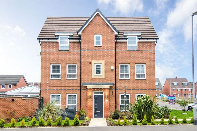 3 bed semi-detached house for sale in Gough Lane, Burntwood WS7