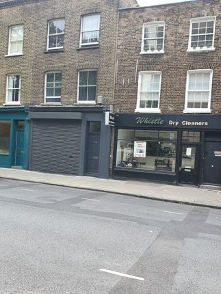 Retail premises to let in Compton Street, London