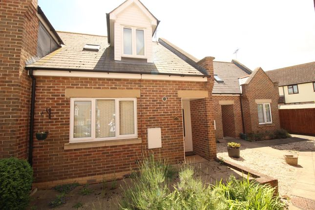 Thumbnail Terraced house for sale in Alexander Mews, Red Lion Lane, Newhall, Harlow