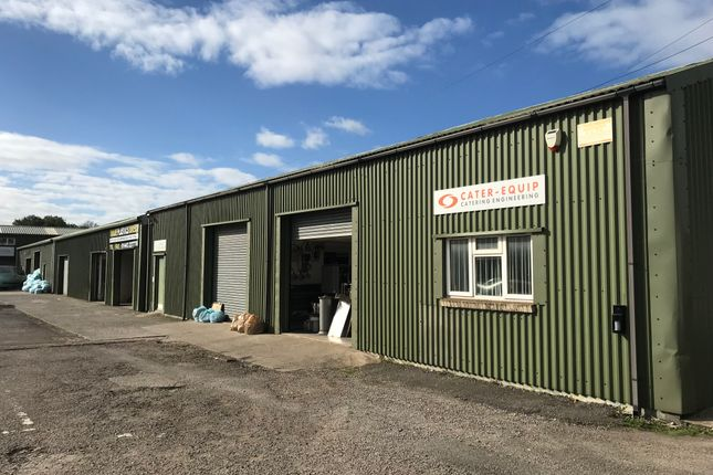 Thumbnail Light industrial for sale in Junction Industrial Centre, Pontyclun