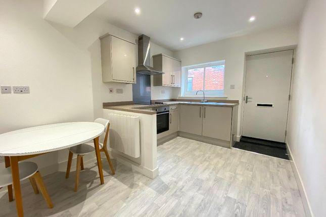 Thumbnail Flat to rent in St. James Street, Blackburn