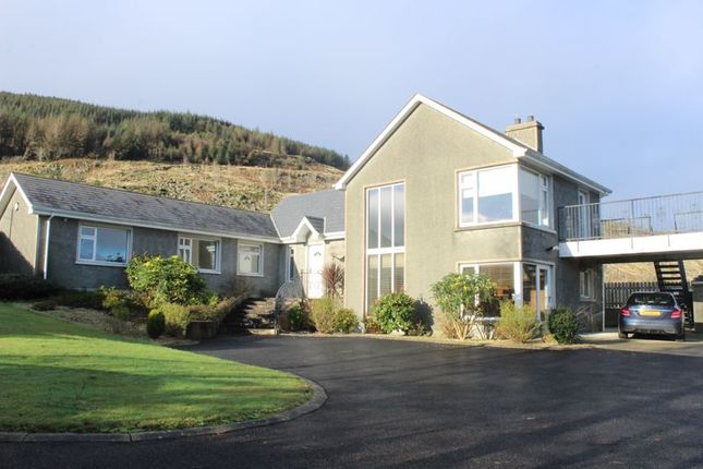 Thumbnail Detached house for sale in Seafin Road, Killeavy, Newry