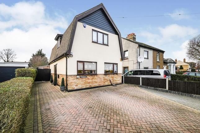 Thumbnail Detached house for sale in Aveley, South Ockendon, Eesex