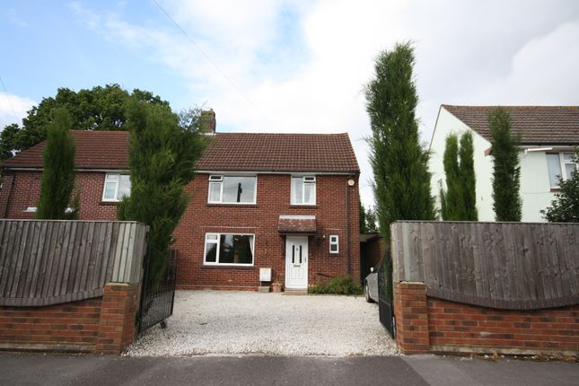 Thumbnail Semi-detached house to rent in Winnards Park, Sarisbury Green, Southampton
