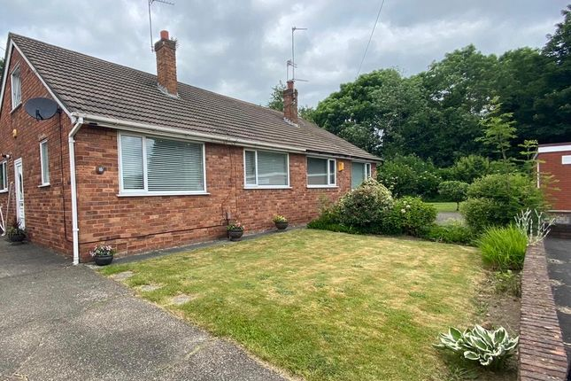 Thumbnail Bungalow for sale in Priory Close, Whiston, Prescot