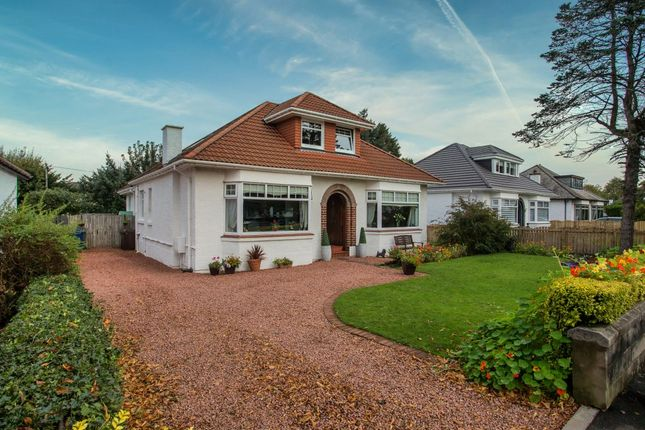 Thumbnail Detached bungalow for sale in 21 Darvel Crescent, Paisley