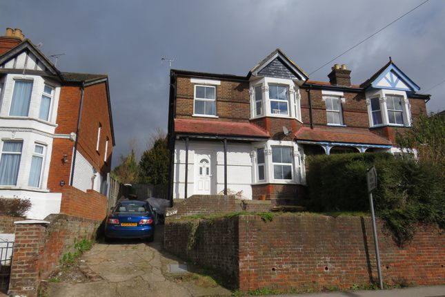 6 bed semi-detached house for sale in Totteridge Road, High Wycombe