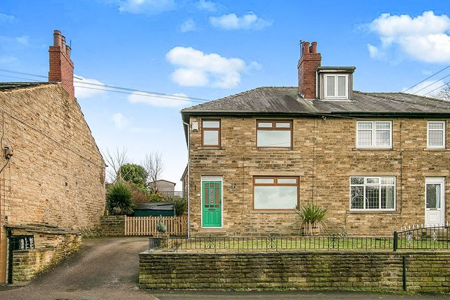 Thumbnail Semi-detached house for sale in Listing Lane, Liversedge