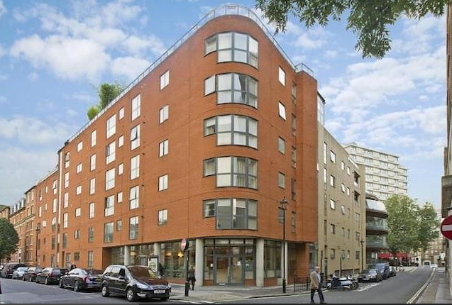 Thumbnail Flat to rent in Harrowby Street, London