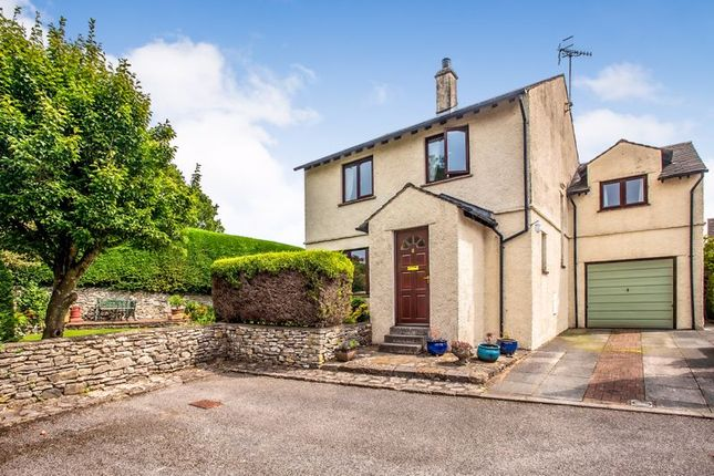 Thumbnail Detached house for sale in Church Close, Levens, Kendal