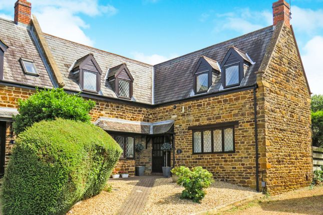 Thumbnail End terrace house for sale in Wootton Hill Farm, East Hunsbury, Northampton