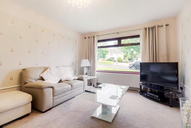 Lounge of Millfield View, Erskine, Renfrewshire, . PA8