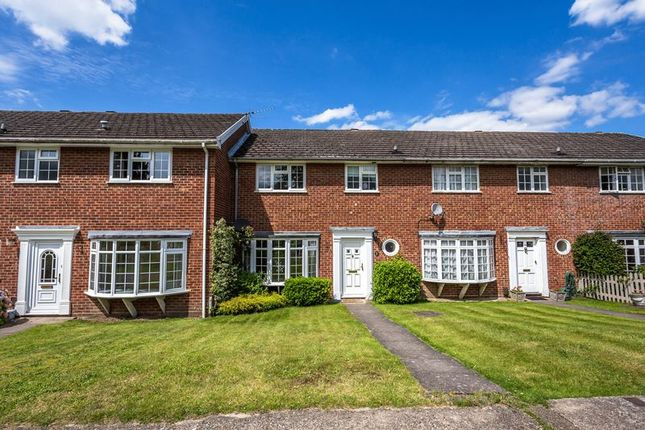 Thumbnail Terraced house for sale in Englehurst, Englefield Green, Egham