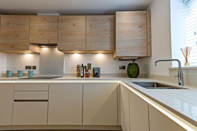 Kitchen...... of 6, Albury Place, Shrewsbury SY1