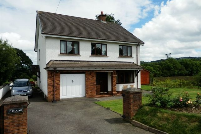Thumbnail Detached house for sale in Y Dolau, Felinfach, Lampeter