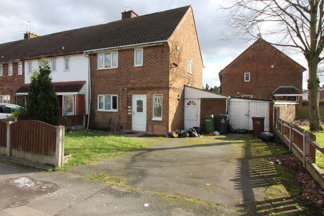 Thumbnail Terraced house for sale in Priestley Road, Walsall