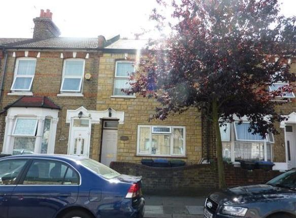 Thumbnail Terraced house for sale in Alpha Road, Edmonton