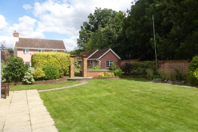 Thumbnail Detached house for sale in Frating Road, Ardleigh, Colchester