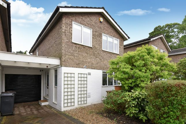 Thumbnail Link-detached house for sale in Braybrooke Gardens, London