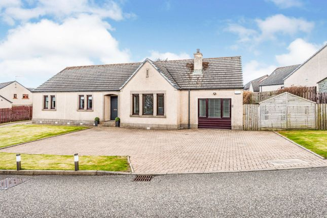4 bed detached bungalow for sale in Knockhall Way, Ellon AB41