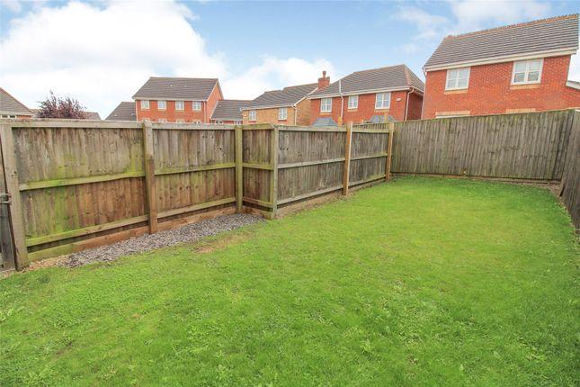 Rear Garden of Riseholme Close, Leicester LE3