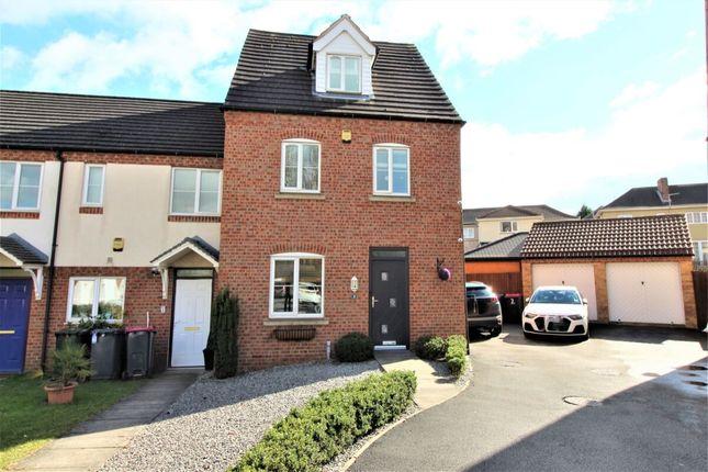 Thumbnail Semi-detached house for sale in Navigation Way, Brampton, Barnsley