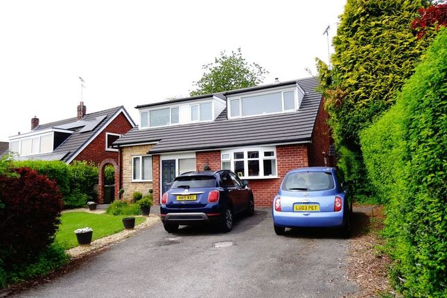 Thumbnail Detached house for sale in Badger Road, Macclesfield