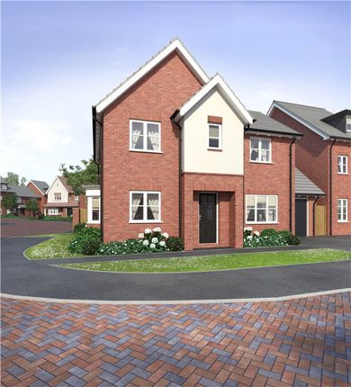 Thumbnail Detached house for sale in Plot 47 Billingham Phase 3, Navigation Point, Cinder Lane, Castleford