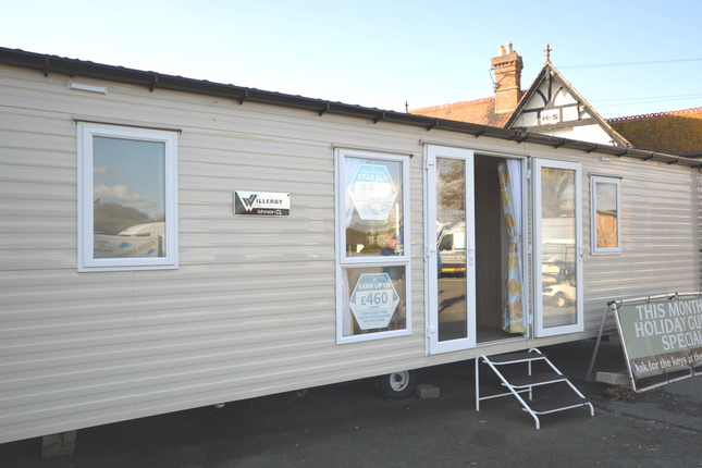 If You Thought The Holiday Home Lifestyle Wasn'T For You – Think Again! The Willerby Johnson CL Combines Luxury Living With Practicality