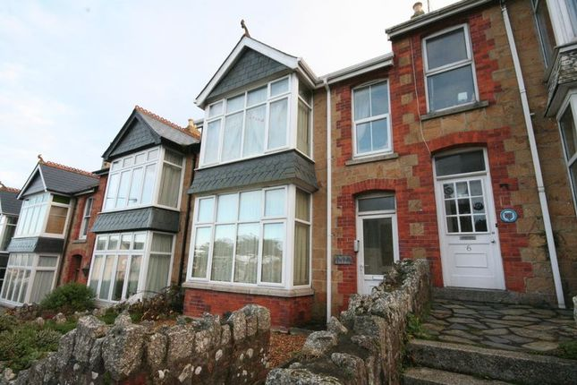 Thumbnail Flat to rent in 1 Bedroom Flat, Marcus Hill, Newquay