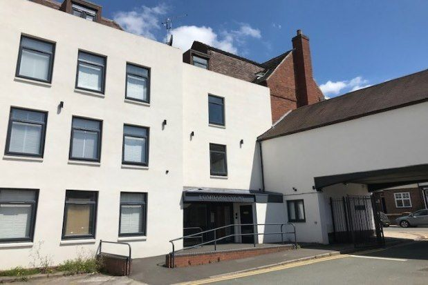 Thumbnail Flat to rent in Lombard Court, Lichfield