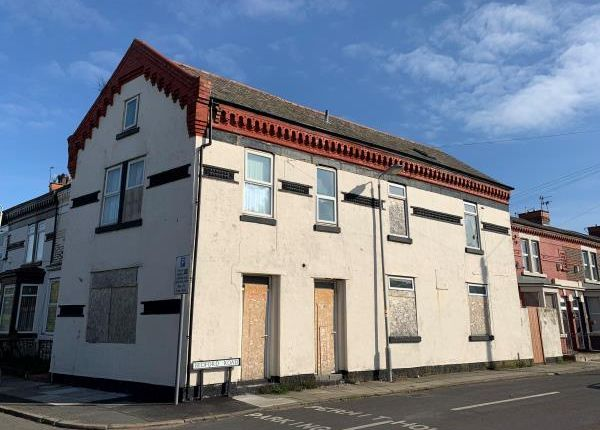 Thumbnail End terrace house for sale in 1 & 3 Bedford Road, Bootle, Merseyside